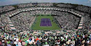 El court principal de Miami