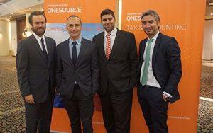 Presentaron la solución ONESOURCE Global Trade de Thomson Reuters.