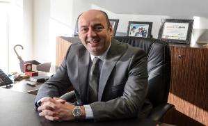 El licenciado Alejandro Asenjo, nuevo gerente general.