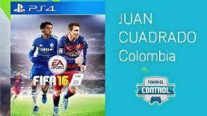 Cuadrado llega al FIFA16