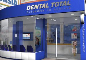 Dental Total, una red de clínicas odontológicas con 38 sucursales.