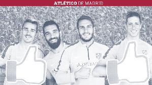Pulgar arriba para el Atlético de Madrid