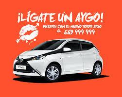 La ingeniosa campaña de Toyota España
