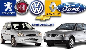 El mercado de automóviles se achicará con respecto a 2014.