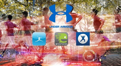 Under Armour domina en el fitness online