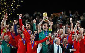 Lejos quedaron los días de gloria para la selección española