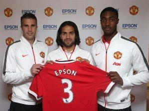 Epson sigue junto al equipo de Manchester
