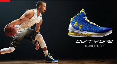 Zapatillas Under Armour Basketball Chile