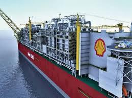 Shell comenzó el año con una gran caída