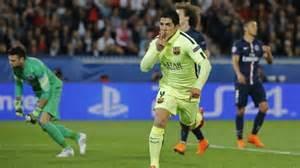 Los goles de Suarez catapultaron al Barca