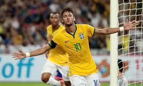 Neymar no para de festejar
