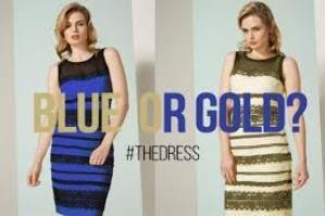 El vestido de la polémica