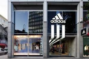 Adidas con problemas en Rusia