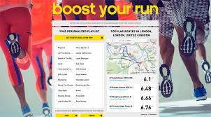 Boost Your Run fue la anterior colaboración entre Adidas y Spotify