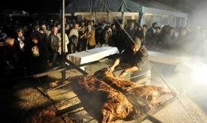 Todo listo para la gran fiesta de la gastronomía en las sierras.