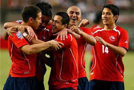 Chile se viste de Nike