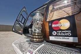 MasterCard junto a la Copa América