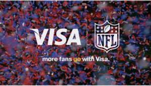 1ra y 10 para la relación Visa-NFL
