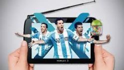 Noblex habia lanzado una Tablet especial para la Selección