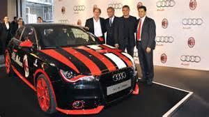 Milan y Audi, juntos por un tiempo más
