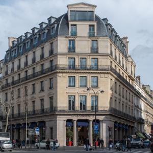 La nueva tienda de Tommy Hilfiger en París