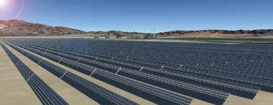 Apple maneja la planta de energía renovable privada más grande de EE.UU.