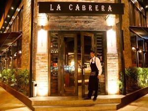 La Cabrera se agranda en Perú