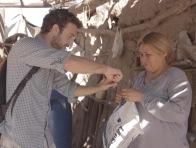 El Dr. Wertheimer en el Chaco