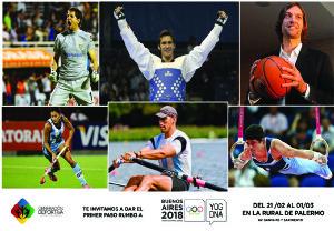 Generación Deportiva, el primer paso hacia Buenos Aires 2018