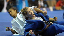 La Peque está 1ª en la clasificación para Río 2016.