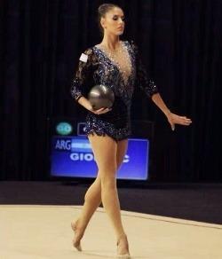 Camila Giorgi tomó parte este año de tres Copas del Mundo.