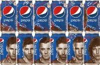 Las figuras de Pepsi