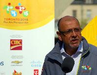 Saad Rafi, CEO del Comité Organizador, maquilló un poco los números