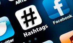 Hashtag, mucho más que un símbolo