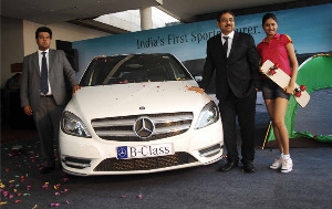 Mercedes Benz va por más en la India