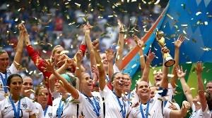 Las norteamericanas festejan, la FIFA también.