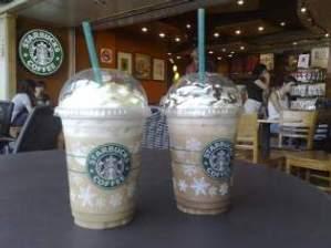Starbucks suma tiendas