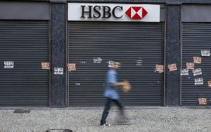 El HSBC, en plena retirada