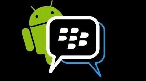 El Androide se acerca a BlackBerry