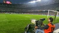 Derechos de TV disputados en España