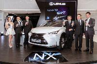 NX, el hit de Lexus en EEUU