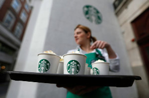 Starbucks, ahora a domicilio