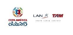 Las líneas aéreas de la Copa América
