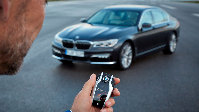 Estacionamiento a distancia con el BMW Serie 7