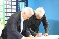 La firma del acuerdo