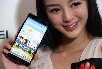 Los smartphones chinos al ataque