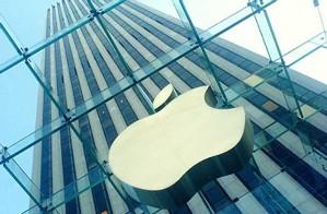 Apple, por fin en el Dow Jones