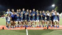 Los Leones retuvieron el oro de Guadalajara 2011