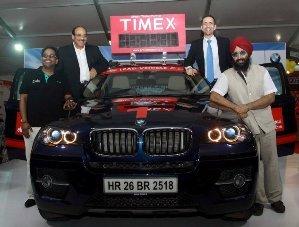 BMW, con fuerte presencia en la India