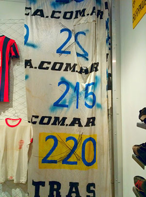 La Bandera del Countdown de Palermo